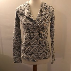 Lucky Brand Sweater with Buttons XS